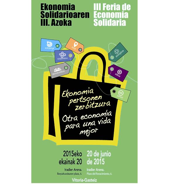 III Feria de Economía Solidaria - 20 de junio de 2015