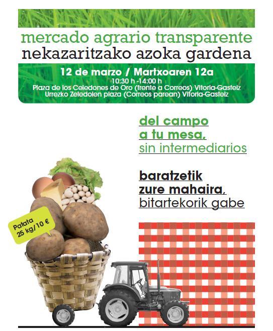 XIII Mercado Agrario Transparente