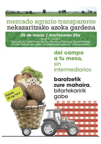 XV Mercado Agrario Transparente