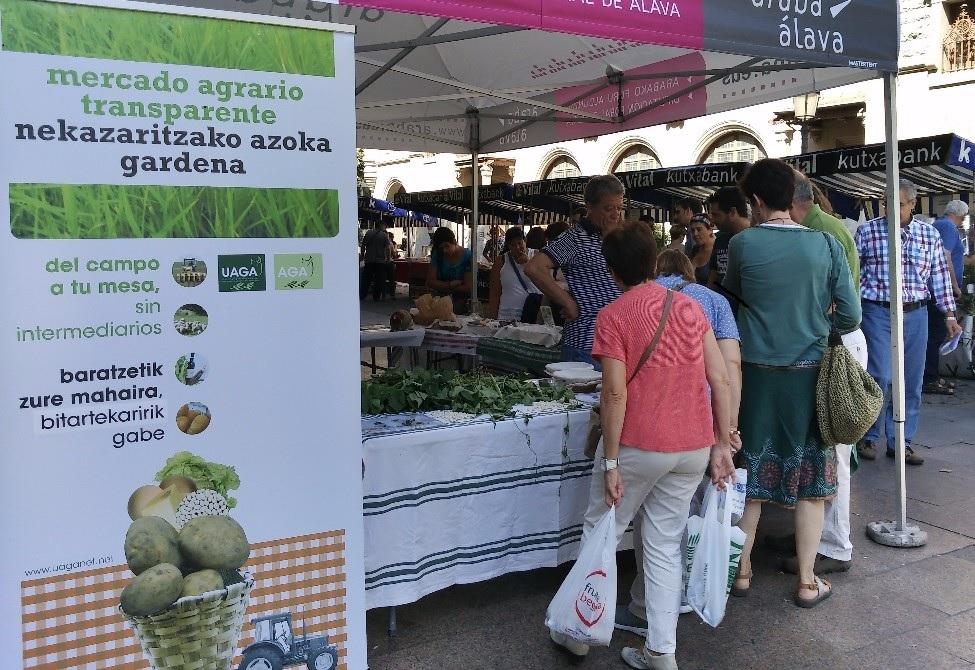 XVI Mercado Agrario Transparente