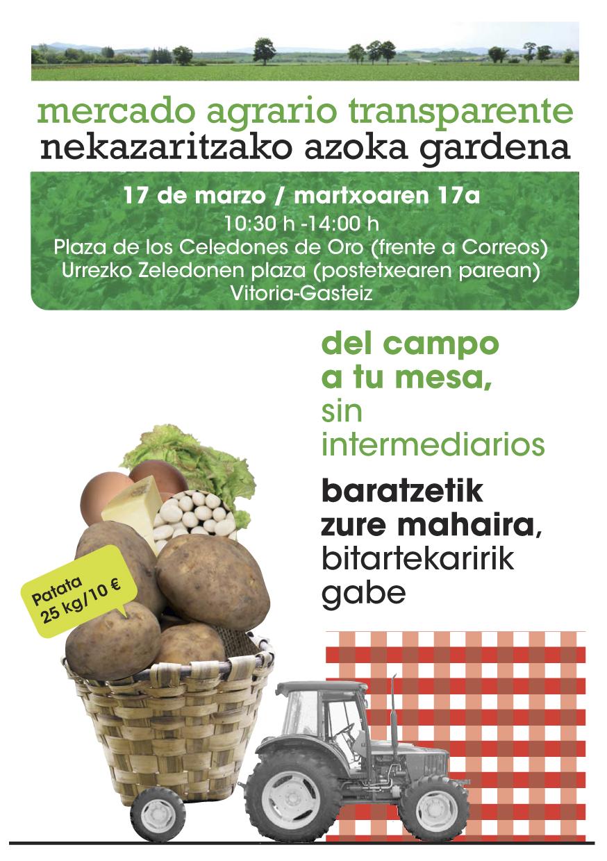 XVII Mercado Agrario Transparente