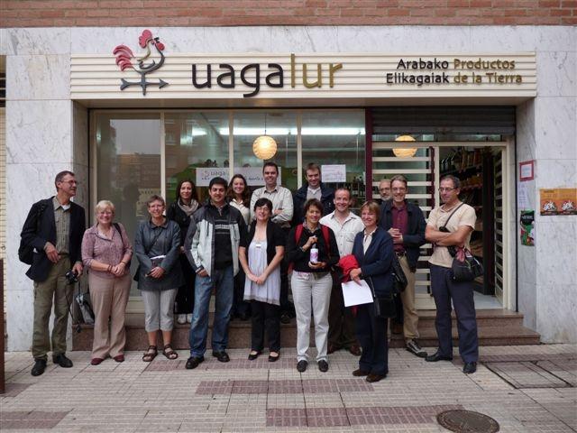 Visita recibidas en nuestra tienda Uagalur