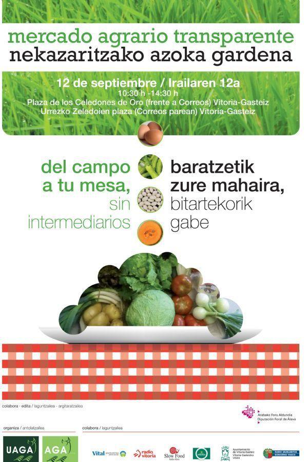 XII Mercado Agrario Transparente