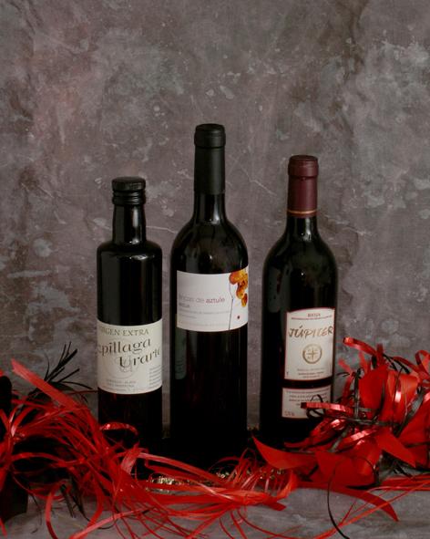 Cestas Rioja Alavesa